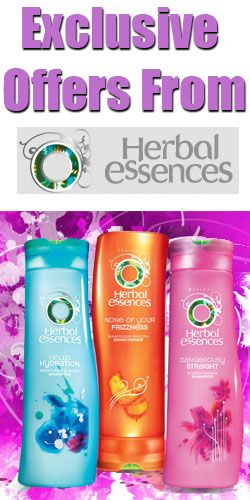 Get #Exclusive Offers from Herbal Essences! #haircare #beauty #rewards