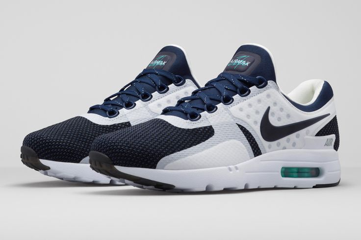 Nike Officially Unveils the Air Max Zero