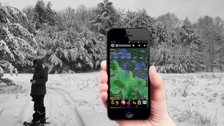 PathAway Winter Navigator So much to use PathAway Outdoor GPS during the Winter months. Snowshoeing, trail hiking, cross-country skiing,