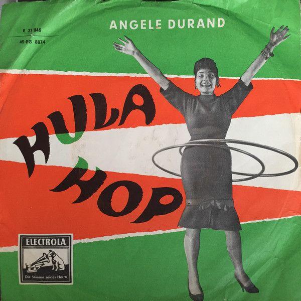 Angèle Durand ,Und Die Hansen Boys - O Saracino (Vinyl) at Discogs