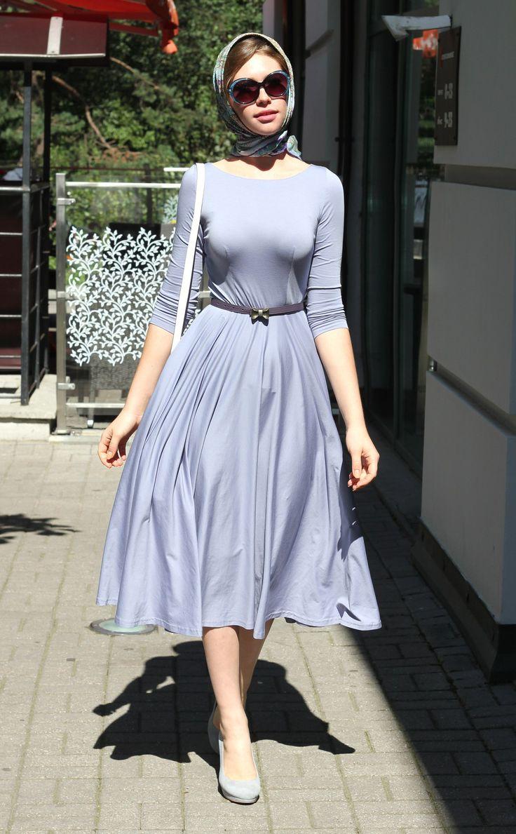 Наряды дизайнера Катерины Дороховой. Целомудренная мода.