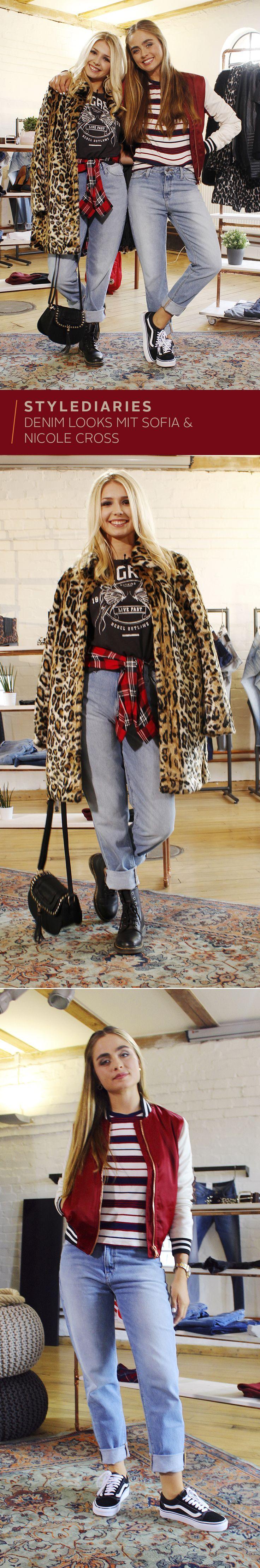 In der neuen Folge Stylediaries wartet auf Sophia und die Sängerin Nicole Cross eine spannende Fashion Challenge in der Hamburger Speicherstadt. Freu dich auf ein stylishes Keypiece und eine musikalische Überraschung!