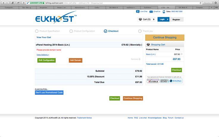 Eukhost 15 Off Coupon - http://www.webhostingpromocodescoupons.com/eukhost-15-coupon/