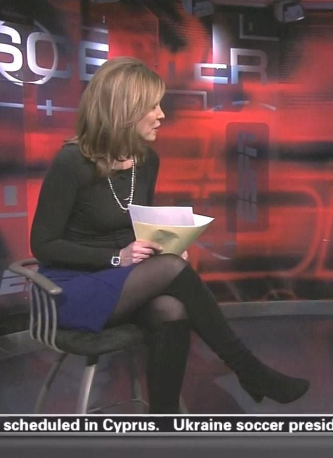 THE APPRECIATION OF BOOTED NEWS WOMEN BLOG : hannah storm