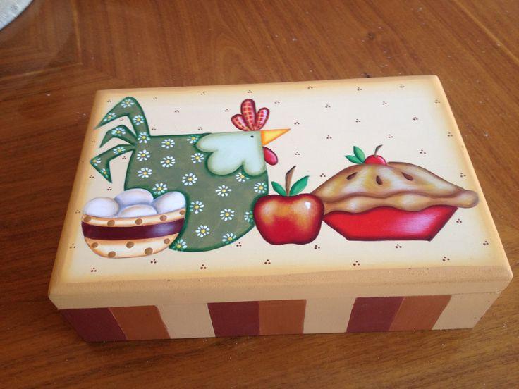 670 mejores im genes sobre cajas en pinterest madeira - Bandeja para cubiertos ...