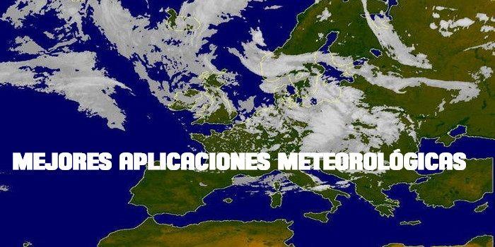 ¿A quién no le gusta saber el tiempo que hará mañana? A todos nos gusta saber con previsión lo que pasará los próximos días para así poder planificar la rutina. Y aunque cada día casi todos los canales de televisión dan la previsión meteorológica, a veces no llegamos a tiempo a ver como se nos presentará el panorama.  http://iphone-6.es/mejores-aplicaciones-meteorologicas-iphone/ #iPhoneapps