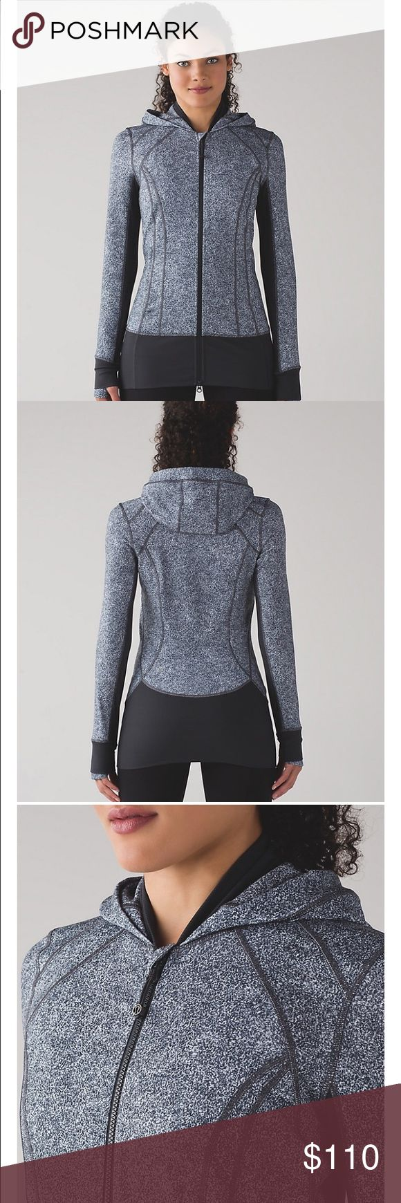 FLASH SALE NWOT Lululemon Daily Practice Jacket brand new without tags. I removed the tag when I tried it on but never worn. Sold out online! lululemon athletica Jackets & Coats