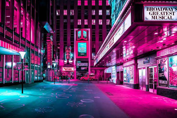 Times Square New York Neon Light Broadway Fondos Para Pc Tumblr Fondos De Escritorio Fondo De Pantalla Del Ordenador Portátil