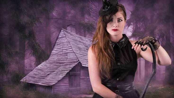 Halloween Heks make-up tutorial - Vegaoo.nl