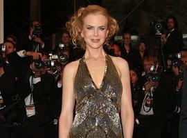 Katie Holmes, Nicole Kidman, and Tom Cruise. Celebrity Gossip.