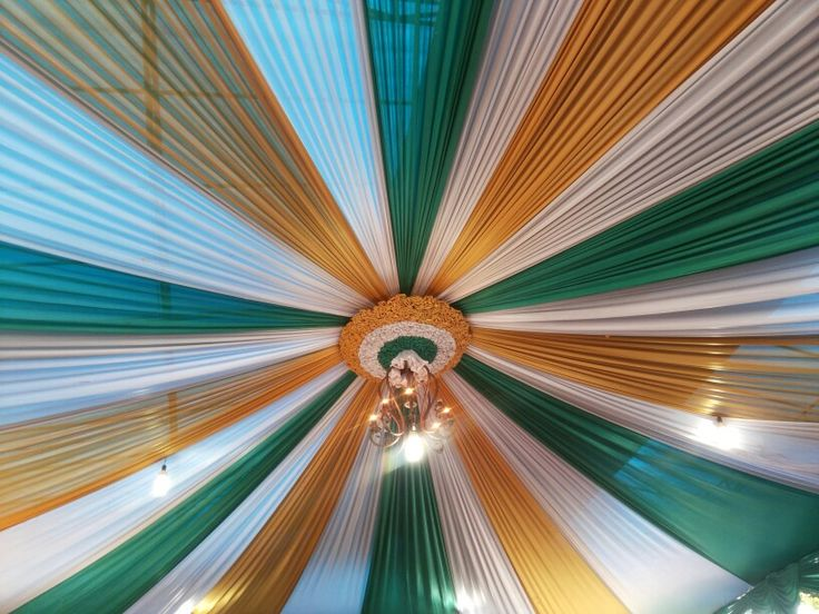 Wedding tent @Yanti and Idham's wedding