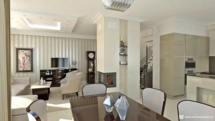 Art Deco living room _design by langvikienterior