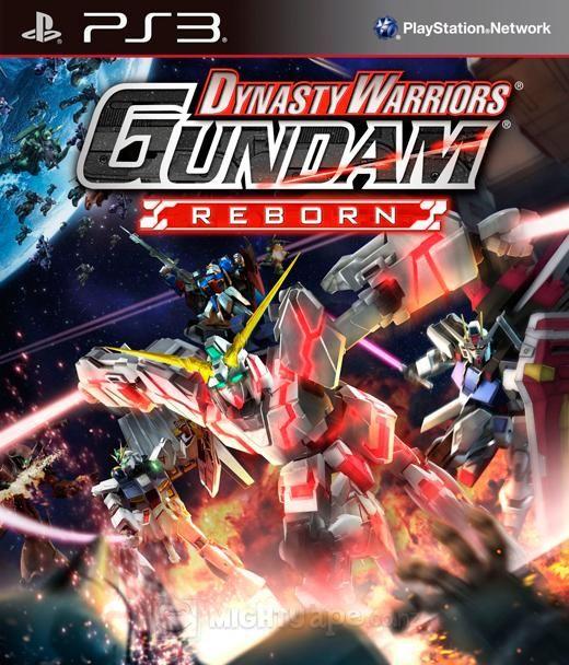 Dynasty Warriors: Gundam Reborn ~ PS3