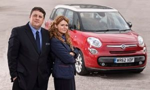 Car Share, starring Peter Kay and Sian Gibson, was the most popular requested show on iPlayer in April.