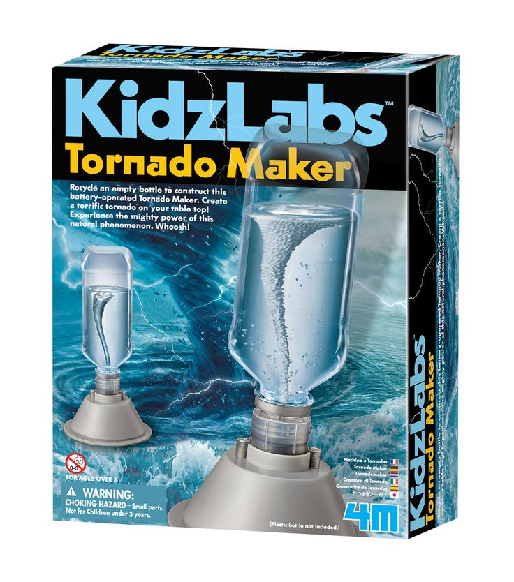 KidzLabs Tornado Maker Kit