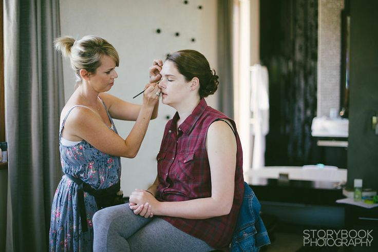 Bridal Hair and Make Up by Donna Hay