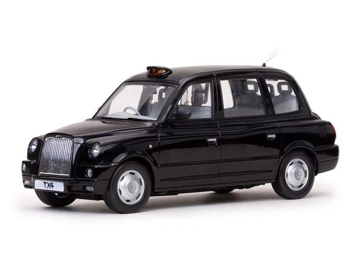 diecastmodelswholesale - 2007 TX4 London Taxi Cab Black Platinum Edition 1/18 Diecast Model Car by Sunstar , $41.99 (http://www.diecastmodelswholesale.com/2007-tx4-london-taxi-cab-black-platinum-edition-1-18-diecast-model-car-by-sunstar/)