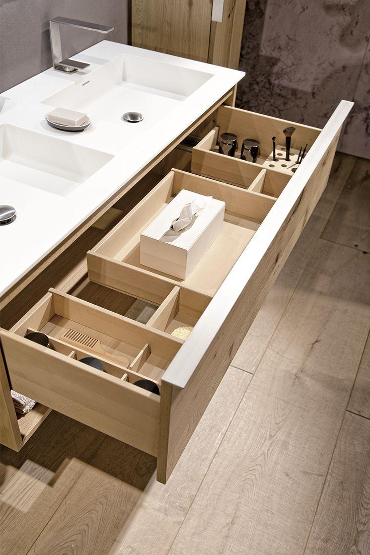 Voglauer Badezimmer V-Alpin Waschtischunterschrank