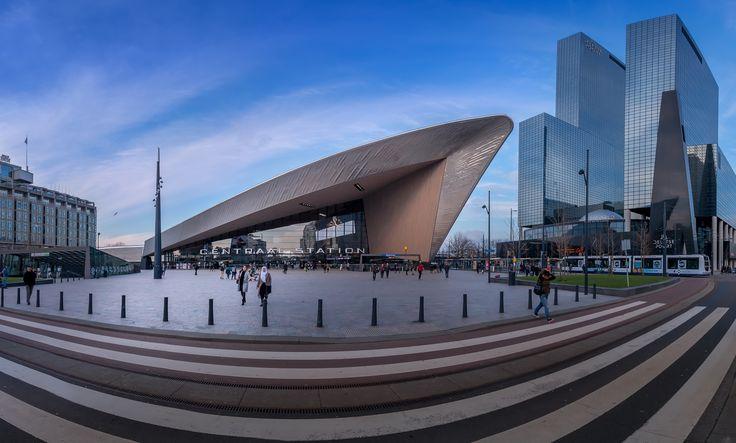 Rotterdam Central Station - Netherlands