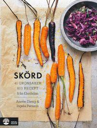 Skörd : 41 grönsaker 810 recept från Ekolådan (inbunden)