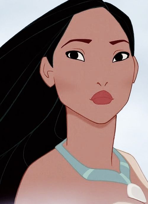 Disney 30 day challenge Day #3 Pocahontas!