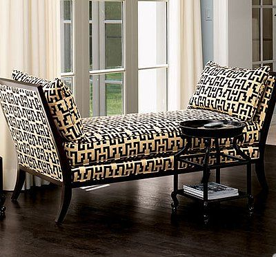 141 best Chaise lounge images on Pinterest conversation chaise. Bedroom Chaise. Home Design Ideas