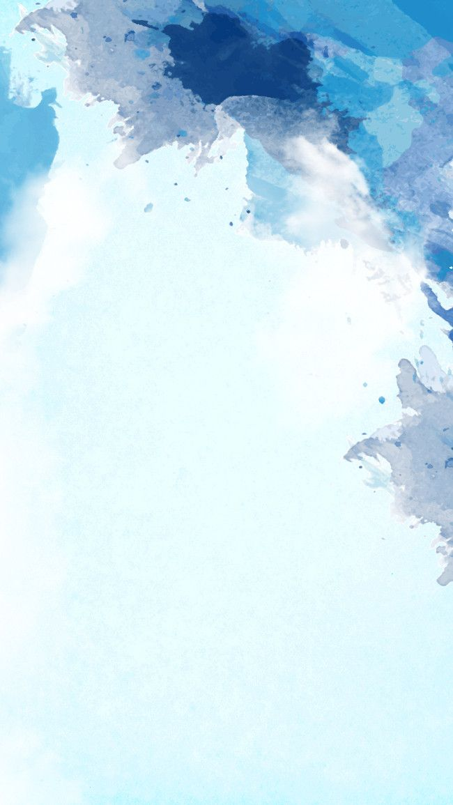 Weather Sky Watercolor Ice Background Blue Background Wallpapers Watercolor Ombre Background Watercolor Wallpaper