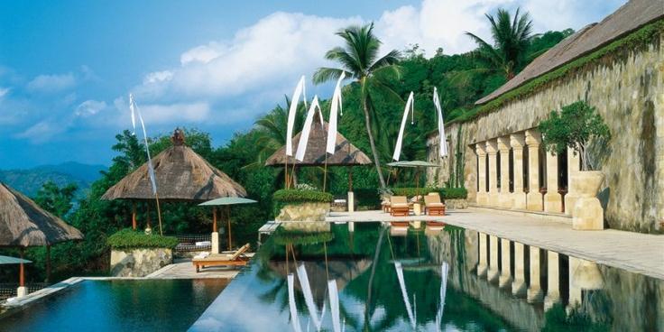 """Amankila, Manggis, Bali, Indonesie dans """"Great Escapes Around the World, Vol.2"""" chez Taschen"""