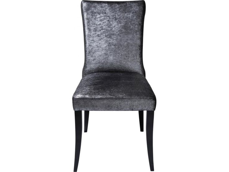Krzesło Cintura grafitowe — Krzesła Kare Design — sfmeble.pl