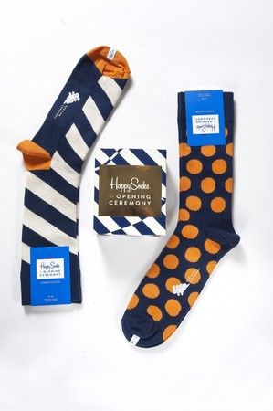 HAPPY SOCKS x OPENING CEREMONY : SOCKS BOX | Sumally