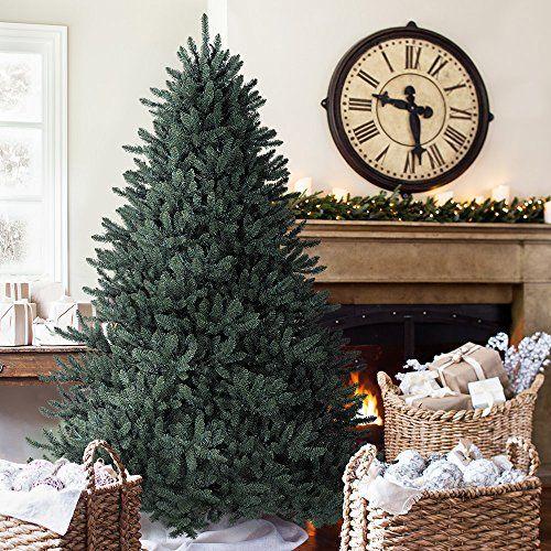 6.5' Balsam Hill Blue Spruce Artificial Christmas Tree Unlit Balsam Hill http://www.amazon.com/dp/B0011YW8L8/ref=cm_sw_r_pi_dp_Ve4Iub0ZC1SYW