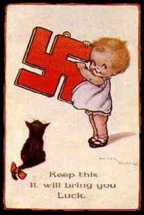 swastikas good luck - Google Search