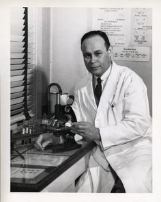 """African American surgeon Charles Richard Drew (1904-1950) has been called """"the father of the blood bank,"""" for his outstanding role in conceiving, organizing, and directing America's first large-scale blood banking program during the early years of World War II."""