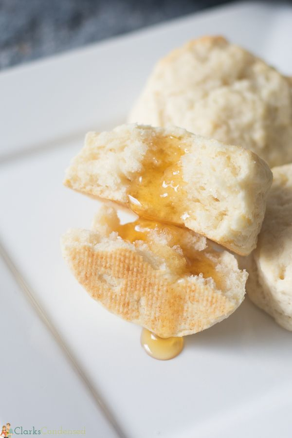 Buttery baking powder biscuit recipe - SO Yummy and perfect for ...
