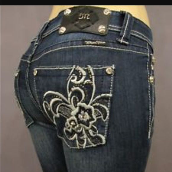 Miss me jeans Boot cut jeans size 27 length 29 tailored at the buckle store Miss Me Jeans Boot Cut