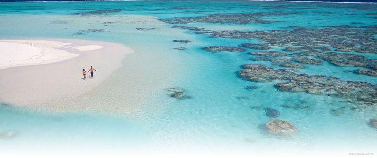 Tahiti Tourisme - Official Web Site. I want a trip here.