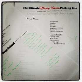 New Nostalgia: The Ultimate Disney World Packing List and Finding Peace on a Family Vacation