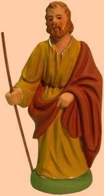 Santons Escoffier - Saint Joseph