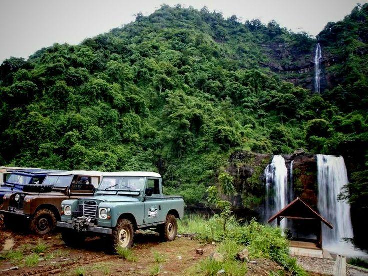 Sodong waterfall