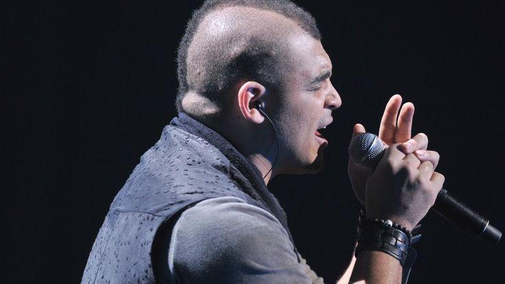 """The Voice of Poland - Damian Ukeje - """"Enter Sandman"""" - FINAŁ"""