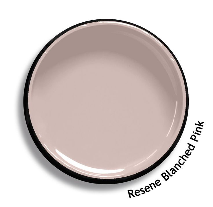 Resene Blanched Pink is a soft dusty pink, feminine and soothing.From the Resene Karen Walker Paints colour range. Try a Resene testpot or view a physical sample at your Resene ColorShop or Reseller before making your final colour choice. www.resene.co.nz/karenwalker.htm