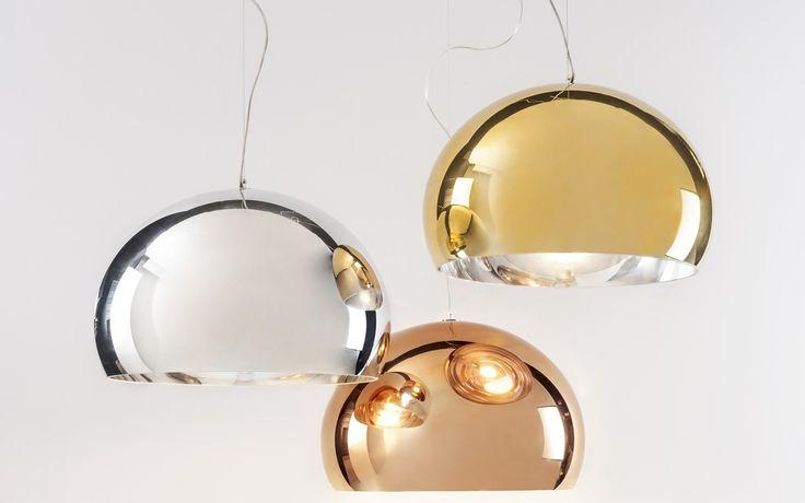 FLY lámpara, diseño Ferruccio Laviani