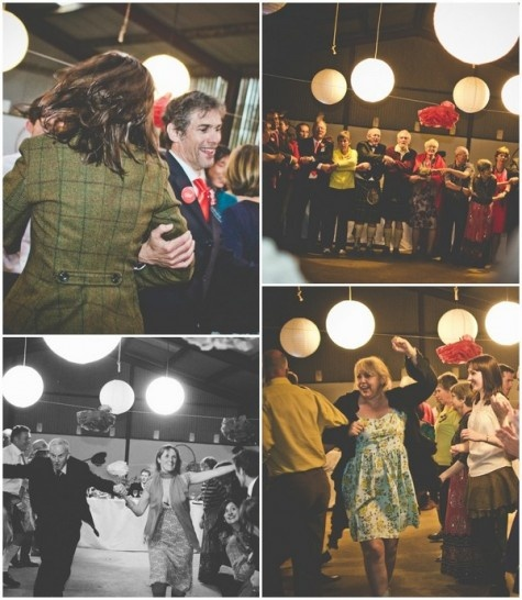I want to do this! Scottish Ceilidh dance at the wedding reception!