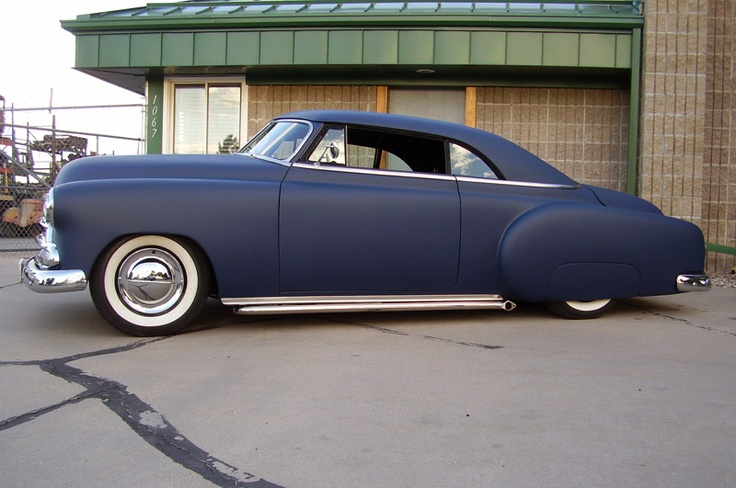 39 51 chevy love the matte blue klasik car pinterest chevy the o 39 jays and love. Black Bedroom Furniture Sets. Home Design Ideas