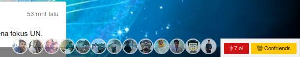 wwoooww keren.. hanya di ooiya.com kamu bisa melihat teman kamu yang online seperti di gambar dibawah ini. Buruan bagi kamu yang belum daftar segera daftar ya.. jangan lupa ajak teman dan sahabat kamu..
