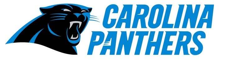Carolina Panthers new logo and logotype