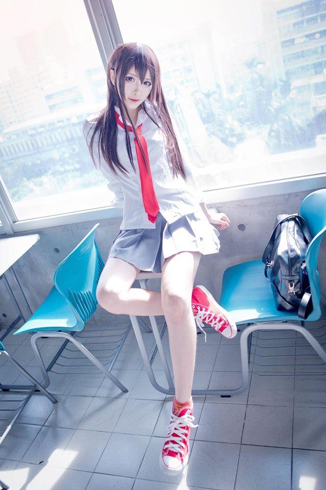 Sun Jing from Tamen de Gushi cosplay by Mon夢