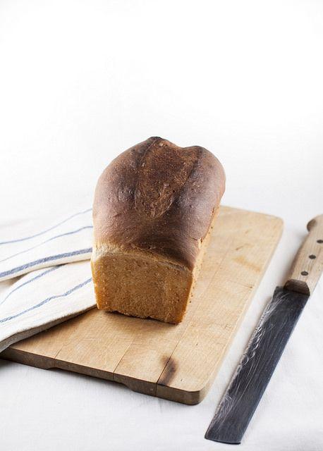 La colazione del sabato mattina, Il pane al latte....tra Lana e Biscotti | ...tra Lana e Biscotti