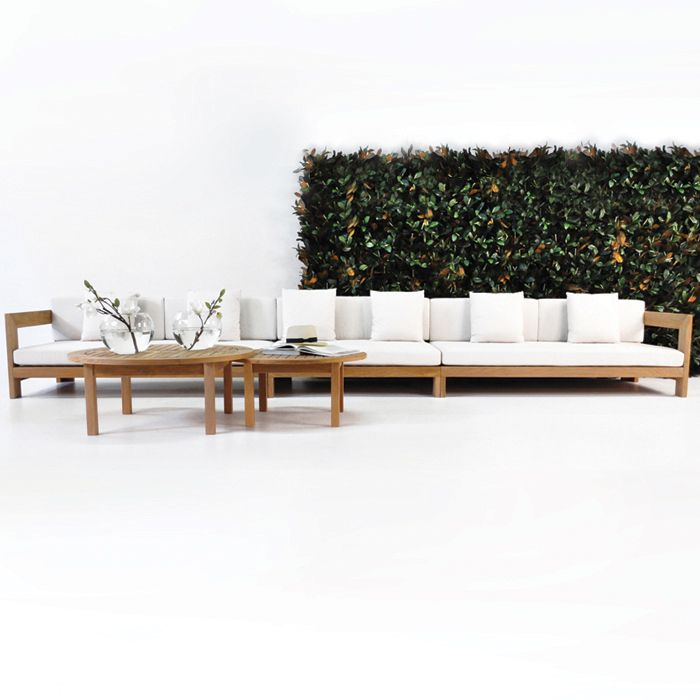 The Coast Collection Of Outdoor Furniture From Teak Warehouse Has The  Versatility For Small Or Grand