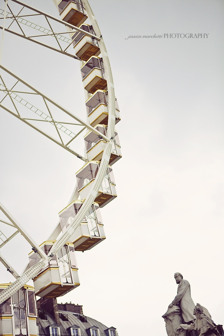 jardin de tuileries ferris wheel